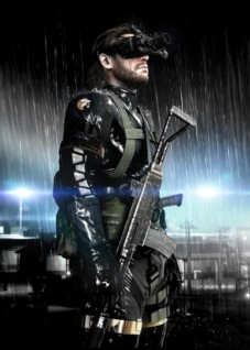 Metal Gear Solid &ndash; Ground Zeroes: Nacht&nbsp;&copy;&nbsp;Konami