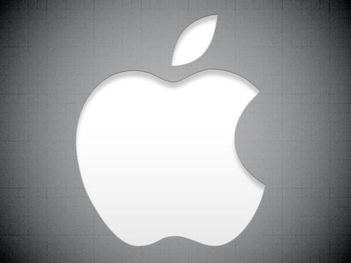Apple-Logo © Apple