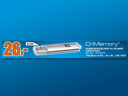 CnMemory Spaceloop XL ©COMPUTER BILD