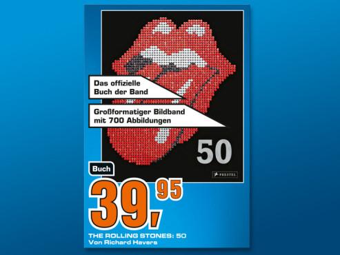 The Rolling Stones: 50 ©COMPUTER BILD
