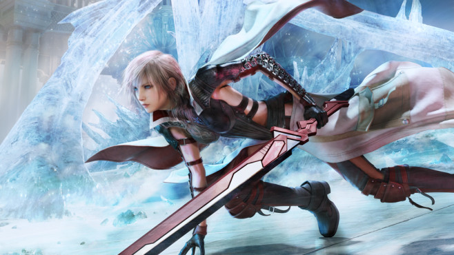 Lightning Returns � Final Fantasy 13 © Square Enix