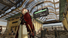 Rollenspiel Lighting Returns – Final Fantasy 13: Bahnhof © Square Enix