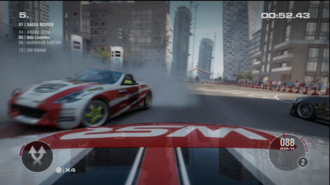 Grid 2: Unfall © Codemasters