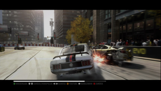 Grid 2: Wiederholung © Codemasters