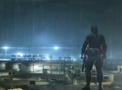Ground Zeroes - Weitsicht © Konami