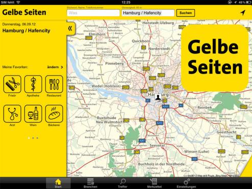 Gelbe Seiten ©Ihre Gelbe Seiten Verlage