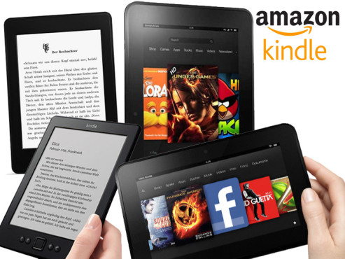 Amazon Kindle © Amazon