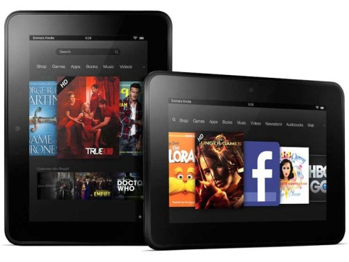 Amazon Kindle Fire HD 7 © Amazon
