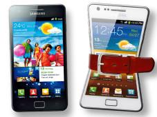 Smartphone Samsung Galaxy S 2 ©samsunghub.com