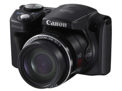 Canon PowerShot SX500 IS © Canon