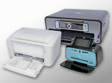 Drucker und Multifunktionsgeräte Was darf´s denn sein? Tintenstrahler, Multifunktionsdrucker, Tintenstrahler, Laser oder Fotospezialist? ©COMPUTER BILD