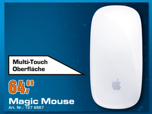 Apple Magic Mouse © COMPUTER BILD