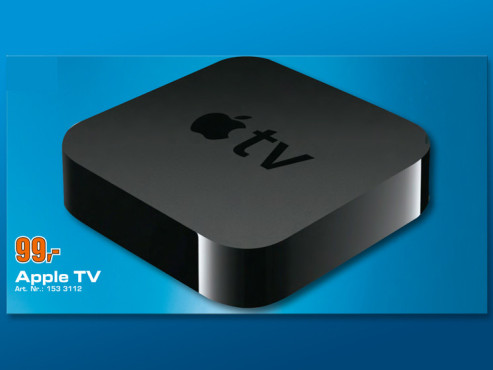 Apple TV MD199FD/A © COMPUTER BILD