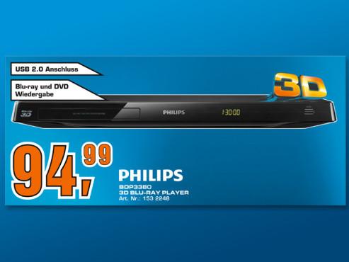 Philips BDP3380 ©COMPUTER BILD