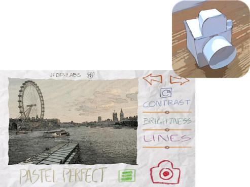 Paper Camera ©JFDP Labs