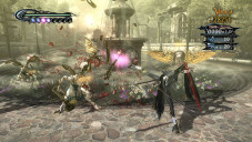Actionspiel Bayonetta: Kampf ©Sega