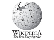 Logo Wikipedia&nbsp;&copy;&nbsp;Wikimedia Foundation