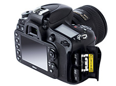 Speicherkartenschacht Nikon D600 ©COMPUTER BILD
