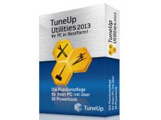 TuneUp Utilities 2013 © TuneUp