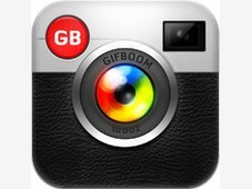 Logo der Smartphone-App GIFBoom ©GIFBoom