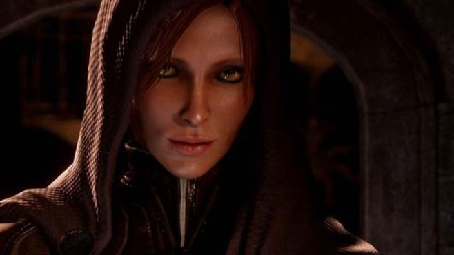 Rollenspiel Dragon Age – Inquisition: Frau © Electronic Arts