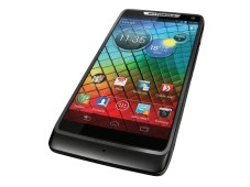 Motorola Razr i: Smartphone mit Intel-Prozessor ©Motorola