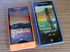 Windows Phone 8S/8X by HTC © COMPUTER BILD