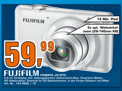 Fujifilm FinePix JX370 ©Saturn