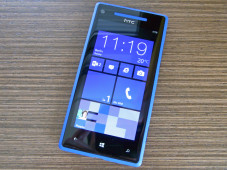Windows Phone 8X by HTC © COMPUTER BILD