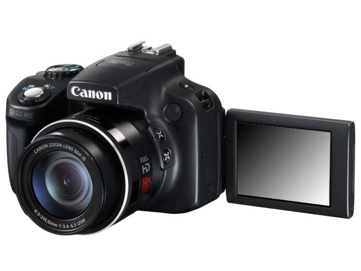 test digitalkamera canon powershot sx50 hs audio video foto bild. Black Bedroom Furniture Sets. Home Design Ideas