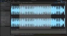 Screenshot aus AudioDirector