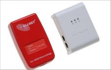 Stromnetzwerke: Adapter