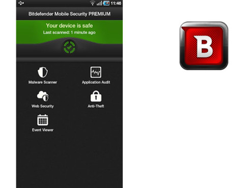 Bitdefender Mobile Security © Bitdefender
