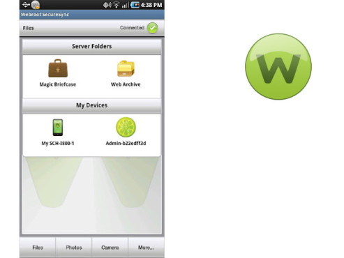 Webroot SecureAnywhere Complete © Webroot Inc.