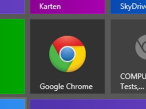 Google Chrome&nbsp;&copy;&nbsp;COMPUTER BILD