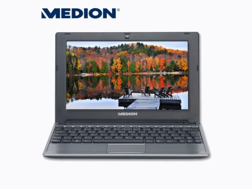 Medion Akoya E1230 (MD 98723) Netbook (erhältlich bei Aldi Nord) ©Aldi Nord