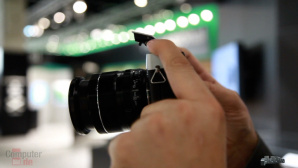Fujifilm X-E1 auf der photokina 2012 ©COMPUTER BILD