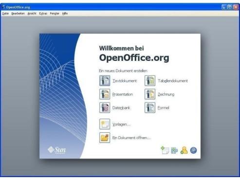 OpenOffice.org ©COMPUTER BILD