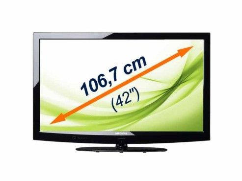 LED-TV Medion Life X16998 © Medion