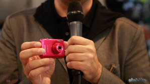 Mini-Kamera: Nikon S01 ©COMPUTER BILD