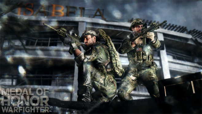 Actionspiel Medal of Honor – Warfighter: Soldaten © Electronic Arts
