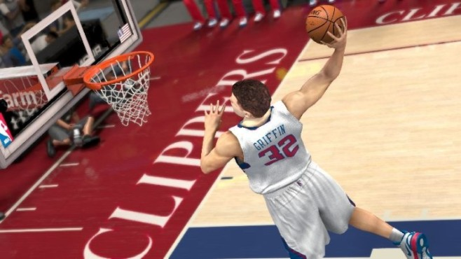 Sprotspiel NBA 2K13: Griffin © Take Two