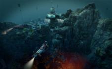 Aufbauspiel Anno 2070 – Die Tiefsee: Wasser ©Ubisoft