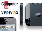 Verivox iPhone 5���Apple, Verivox, Computer Bild
