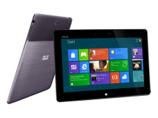 Windows 8: Die Versionen im Vergleich Windows RT gibt es nur vorab installiert auf Tablet-Computern wie dem Asus Tablet 600. Hauptunterschied: Normale Windows-Programme können Sie nicht installieren, dafür ist ein an Tablets angepasstes MS Office mit Word, Excel, PowerPoint und OneNote an Bord. ©Asus
