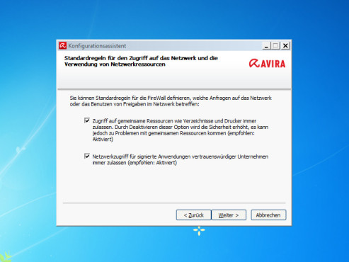 Avira Internet Security 2013 © COMPUTER BILD