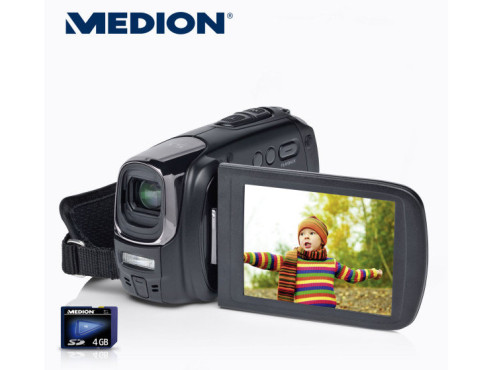 Medion Life X47032 Full-HD-Camcorder © Aldi Nord