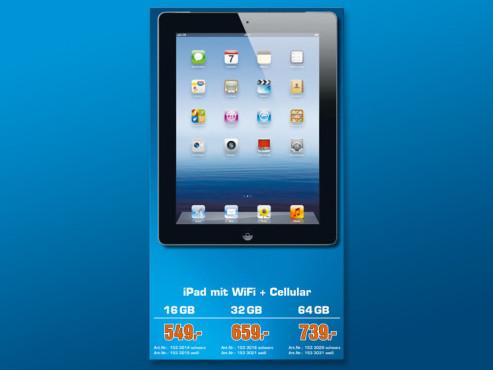 Apple iPad ©Saturn