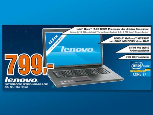 Lenovo G780-M842AGE ©Saturn