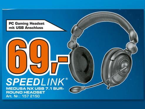Speed-Link Medusa NX 7.1 ©Saturn